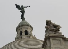 Wiktoria pomnik Kolkata Fotografia Royalty Free