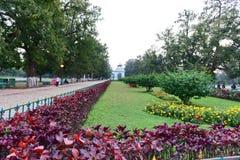 Wiktoria pomnika ogród Obrazy Royalty Free