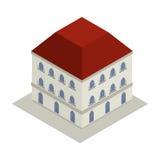Wiktoriański dom Obraz Royalty Free