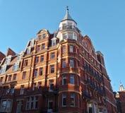 Wiktoriański dom w Londyn Zdjęcia Stock