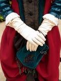 Wiktoriański strój Obraz Royalty Free