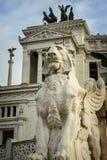 Wiktoriański zabytek, Rome Zdjęcie Royalty Free