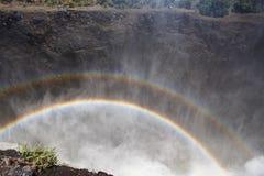 Wiktoria spadki, Afryka Zdjęcie Royalty Free