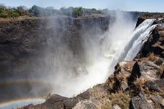 Wiktoria spadki, Afryka Fotografia Stock