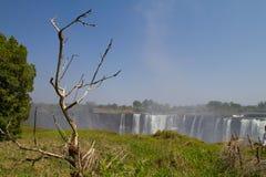 Wiktoria spadki Południowa Afryka, Listopad, - 2013 Obrazy Royalty Free