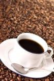 Wil een koffie? Royalty-vrije Stock Afbeelding