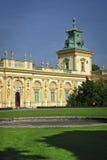 wilanow дворца королевское Стоковые Изображения