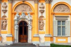 Wilanow facade Royalty Free Stock Image