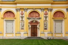 Wilanow Palace & Gardens. facade. Warsaw. Poland. Stock Photography