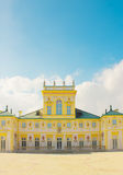 Wilanow palace, Warsaw, Poland Stock Photography