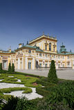 Wilanow Palace, Warsaw, Poland Royalty Free Stock Photography