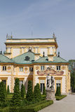 Wilanow Palace, Warsaw, Poland Stock Images
