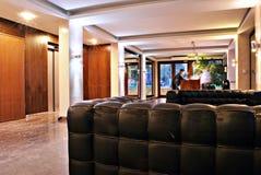 """Wilanow Residence†是位于Wilanà ³的一个时髦的房地产项目w 免版税库存照片"