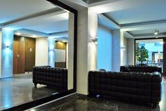 """Wilanow Residence†是位于Wilanà ³的一个时髦的房地产项目w 免版税库存图片"