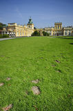 Wilanow Royal Palace Stock Photos