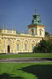 WIlanow Royal Palace Stock Images