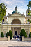 Wilanow, St. Anne's Church, Warsaw City Royalty Free Stock Images