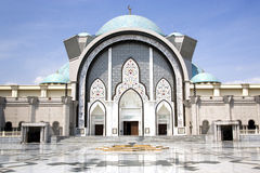 Wilayah Persekutuan Moschee Stockfotografie