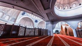 Wilayah Persekutuan mosque in Kuala Lumpur. Main mosque in Kuala Lumpur, Malaysia Stock Images