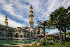 Wilayah Persekutuan mosque in Kuala Lumpur Stock Photography