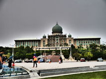 Wilayah Putrajaya Lizenzfreie Stockfotos