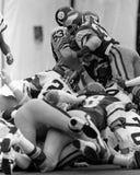 Wilbert Mongomery nad wierzchołkiem Zdjęcie Stock