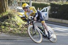 Wilco holandés del ciclista de Kelderman Fotos de archivo