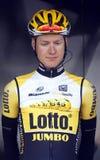 Wilco Kelderman Team LOtto - Jumbo NP Stock Images