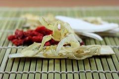 Wilczy jagodowy ignam i Chińskie pikantność Fotografia Stock