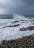 Wild Adriatic Sea Stock Images