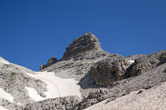 Wild Albanian Alps Royalty Free Stock Photos