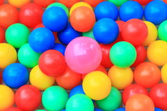 colorful balls Royalty Free Stock Photo