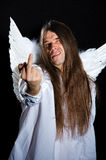 Wild angel Stock Images
