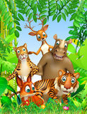 Wild animal Royalty Free Stock Photography