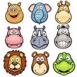 Wild animals Royalty Free Stock Photo