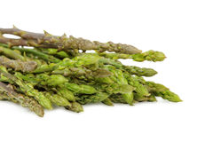 Wild asparagus Stock Images