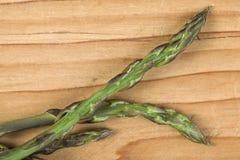 Wild Asparagus Stock Photography