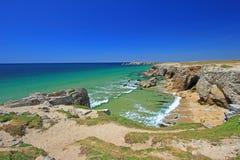 Wild Atlantic coast Stock Images