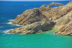 Wild Atlantic coast Royalty Free Stock Photos