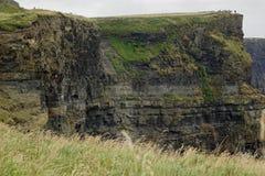 Wild Atlantic Way   Cliffs of Moher stock images