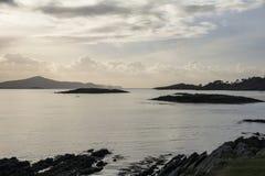 Wild Atlantic Way County Cork. The Wild Atlantic Way Coastal Route at Ahakista, County Cork Ireland Royalty Free Stock Photography