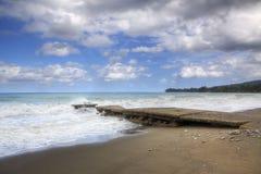 Wild beach Stock Photos