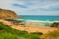 Wild beach, australia Royalty Free Stock Image