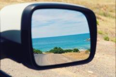 Wild beach, australia Stock Photography