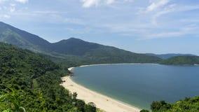 Wild beach. Stock Image