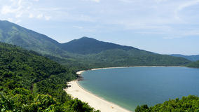 Wild beach. Royalty Free Stock Image