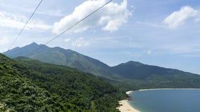 Wild beach. Royalty Free Stock Photo