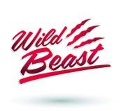 Wild Beast Stock Image
