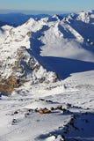 wild berg Arkivfoto