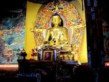 Gautama  Buddha deity Royalty Free Stock Image